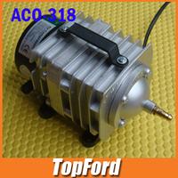 Free shipping Hailea ACO-318 Electromagnetic Aquarium Air Compressor Pump 70L/min 220V 35W 0.025 Mpa min #AR028