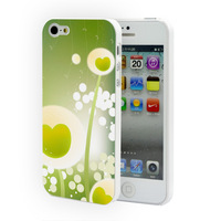 Beautiful custom made mobile phone bumper case for iphone 5 with free shipping