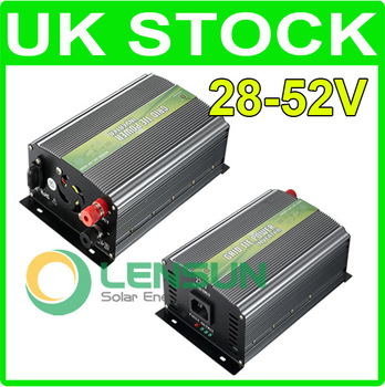 WHOLESALE UK STOCK,350W Grid Tie Inverter 28-52V DC,230V AC,FAST SHIP,NO CUSTOM TAX