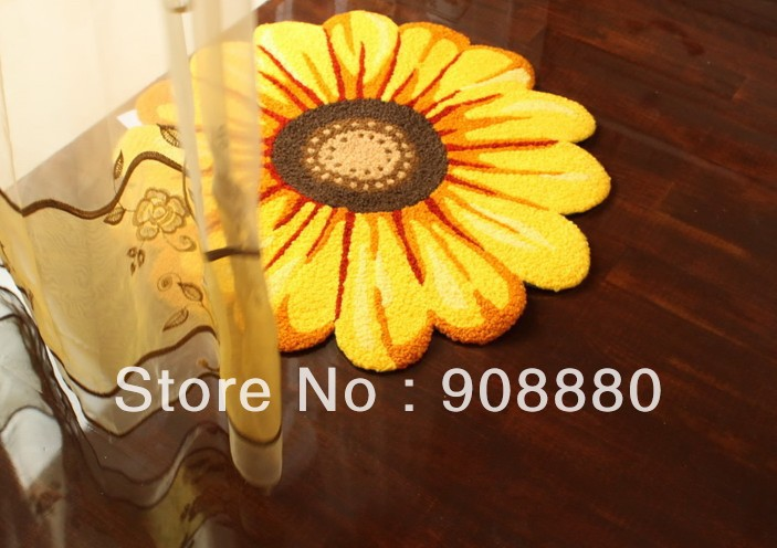 Compare Prices on Sunflower Rug- Buy Low Price Sunflower Rug at - Sunflower Rugs