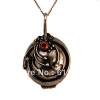The Vampire Diaries Elena Verbena Vintage Necklace Antique Pendant Fashion Jewelry film bronze