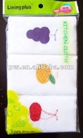 100% Cotton Aborbent Gauze towel cloth 38CM X 38CM For baby