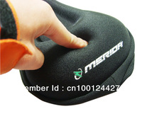 2 pcs/lot Super Soft 4cm Gel Cushion Cycling Seat Bike Bicycle Road Saddle seat Cover pad free shipping