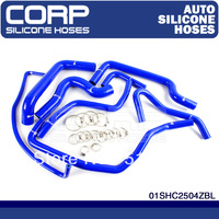 FIAT COUPE 2.0 20V GT TRUBO SILICONE RADIATOR HOSE KIT SILICON