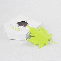 Multicolor Maple Leaf Door Stopper, Home Decorative Ornament Door Stopper