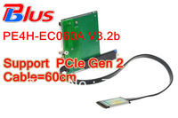 PCIe card extender adapter for notebooks PE4H-EC060A Module V3.2b