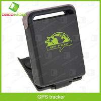GPS Tracker Mini Global Real Time 4 Bands TK102 Tracking Device 1PC China Post Free Shipping TV Stick