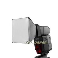 Universal Flash Diffuser Soft Box For Canon Nikon Sigma Off-Camera EOS 5D Mark II 7D 20D 30D 40D 550D 500D SB910,SB900,SB800