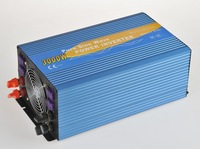 3000W 3KVA PURE SINE WAVE INVERTER (12V OR 24V DC 220VAC 230V OR 110VAC 6000W 6KW PEAKING) Door to Door Free Shipping
