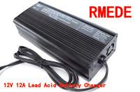 RMEDE 12V Lead Acid Battery Charger 12V Car Battery Charger For 12V 10 To 150AH SLA,AGM,GEL,VRLA Battery Type Free Shipping