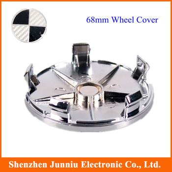 4 Pcs/lot 68mm Car Wheel Cover Center Caps Emblem Free Shipping