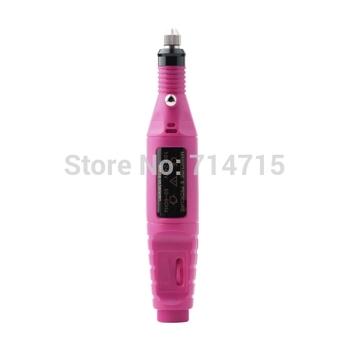 1 set Pedicure Nail Drill Set File Bit Acrylic Pen Shape Electric Manicure Pedicure Free / Drop Shipping