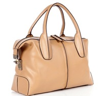Promotion!quality guarantee 100%genuine leather handbag/ messager /tote+shoulder women's  bags