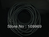 free shipping elastic  rubber bands for  slingshot 4070  , ten meters without joints, black color wholesale /retail