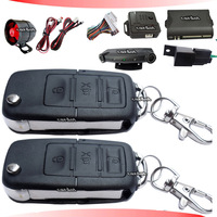 New Style car security system,433mhz,shock sensor alarm,central lock automatication,service mode,free shipping,CE Passed!