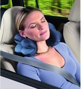 1 Piece Total Pillow Amazing Versatile Neck Massage Plum Flower Pillow  #1627