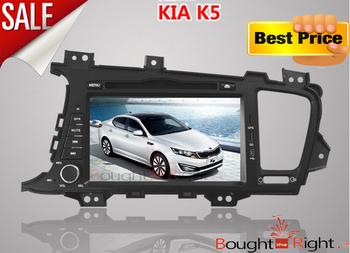 KIA Professional 8''  Car DVD for KIA K5 (2011-2012) RIO ( 2012) with 3G Host GPS FM bluetooth TV IPOD 4GB