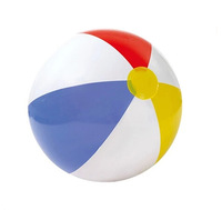 Intex 50cm beach ball 59020 transparent ball inflatable ball