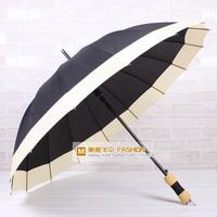 HIGH QUALITY BIG Golf Umbrella new 2014 windproof CHEAP creativity umbrellas for sale + Rain Gear Free Shipping