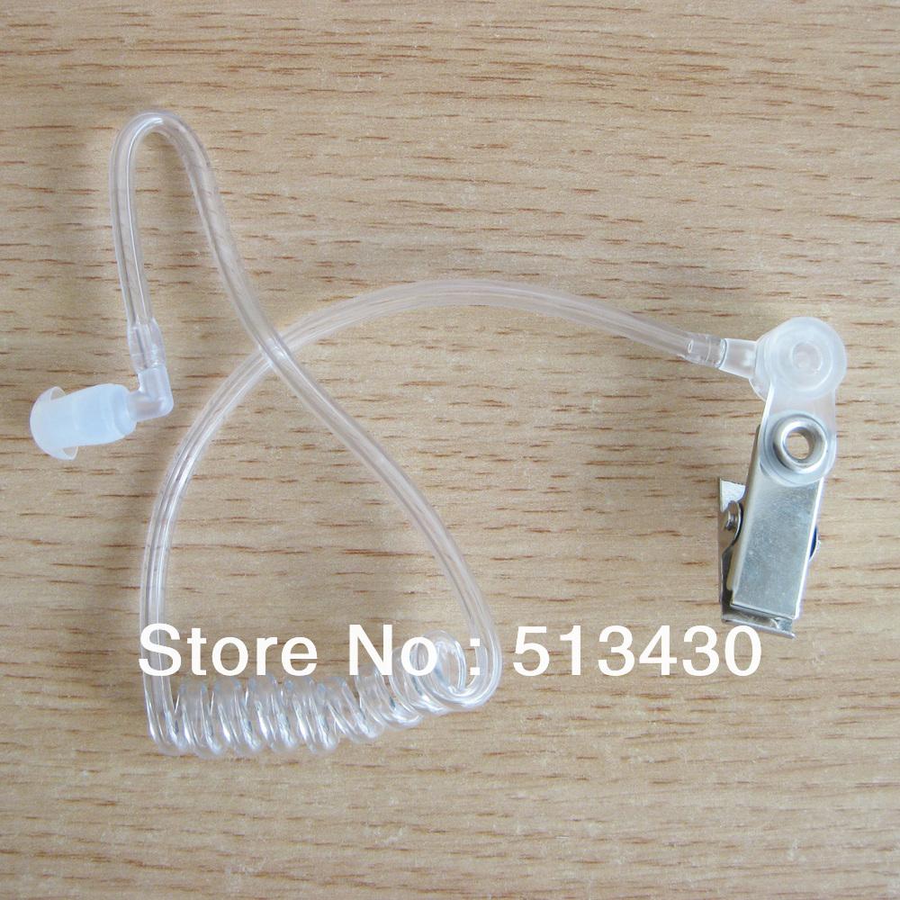 15XNecessary parts Replacement Acoustic Tube Kit 15pcs/lot for Kenwood Motorola Baofeng UV-5R 888S Quansheng Wouxun Icom radios(China (Mainland))