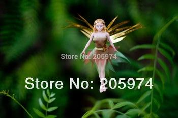Christmas gift Children toy, Fashion doll,Flitter Fairies,Flying Fairies Mara, Daria, Alexa, Eva in stock
