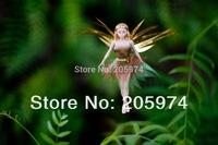 Christmas gift Children toy, Fashion doll,Flitter Fairies,Flying Fairies Mara, Daria, Alexa, Aerioth, Eva