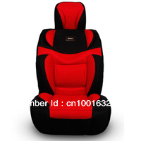Free Shipping Pair Sports Universal Car Seat Covers Headrest Cushion