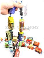 Good price 10pcs/lot multi choice, chuggington diecast train children's toys