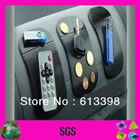 Hot Selling PU gel sticky non slip mat for car/car nano mat /dashboard mat with 1C logo