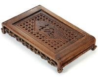 chicken wing slid wooden tea tray  water saucer teaboard kungfu tea service desk