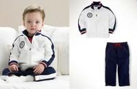 Classic Fashion autumn Boy Sport long sleeve Suits (long sleeve + pants ) Free shipping