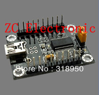 Special promotions !!!!  FT232RL module USB to TTL (UART) 3.3V/5V TTL level selection+ USB Cable + 10pcs Jumper wire + Screws