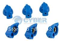6pcs Guitar Blue Chicken Head Knobs/ Guitar Parts Free Shipping TK0253