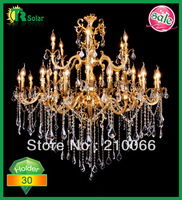 Free shipping modern style iron chandelier, LED iron chandelier, crystal chandelier lighting for home hotel living room