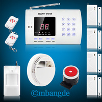 High quality products wireless 99 zone home security auto dial home burglar security alarm system Free shipping