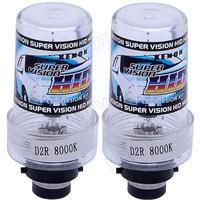 2Pcs/Lot  HID Xenon Headlight Lamp Bulbs Light D2R 8000K Blue  12712