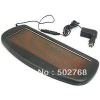 Free shipping solar car battery charger