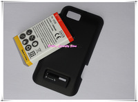 New For Motorola XT535 Extended battery with cover case 3500mAh cell phone battery for Defy XT