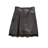 Free shipping! Fashion great quality PU leather Skirts for women-HY065
