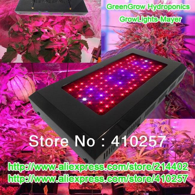 free shipping new 240w Lighthouse Hydro BlackStar LED Grow light Flowering 3W LED's(China (Mainland))