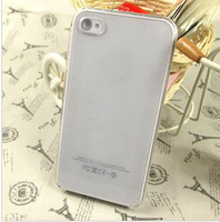 1000pcs Low Price(Cheap) Clear Crystal Hard Back cover case Housing case for Apple iPhone 5 5G DHL Fedex Shipping Fast