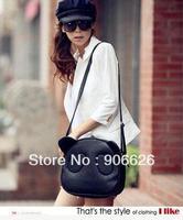 New Hot Womens Girls Cute Panda PU Leather Handbag Shoulder Bag Cross Body free shipping