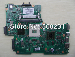 Wholesale V000218020 laptop motherboard for Toshiba L650 L655, 100%Tested and guaranteed in good working condition(China (Mainland))