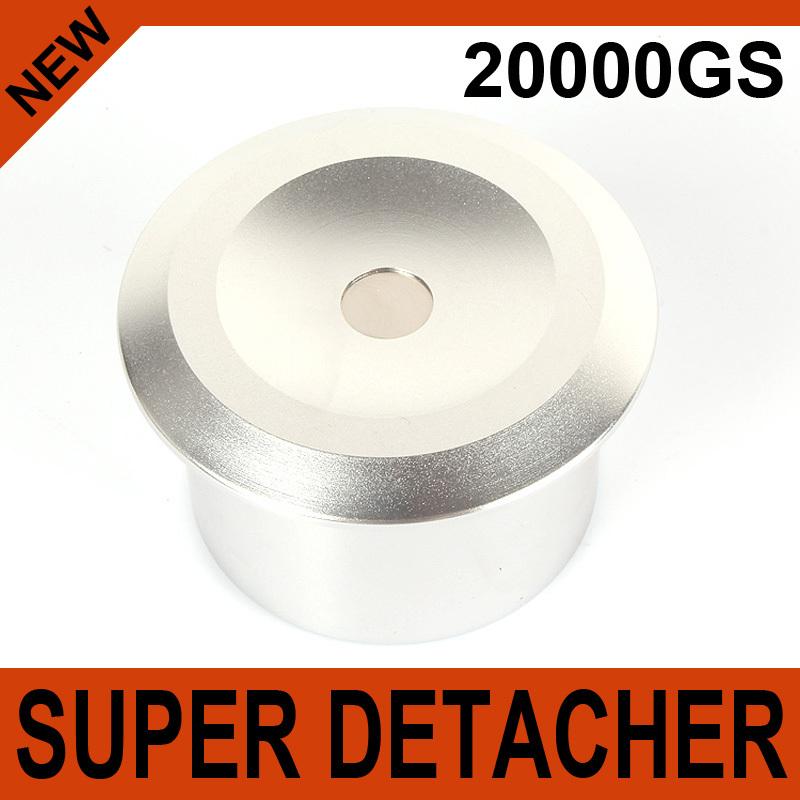 The One Security Detacher The Magnet Force 20,000GS EAS Detacher TAG Remover Color Sliver(China (Mainland))