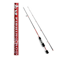 "Ultra Lightweight Fishing Rod 602UL 6'0"" 1.80M"