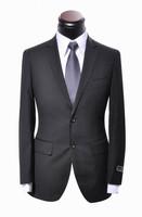 Men's Formal Business Suits (Coat+pant) XS-5XL Top-grade Wool Suits