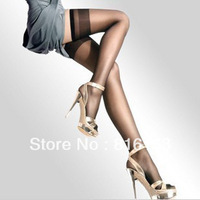 Wholesale Sexy Nylon Woman's  Thigh High Stockings Free Shipping 10pcs/lot