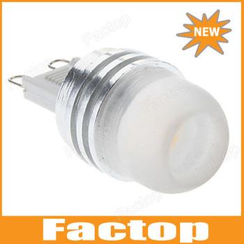 G9 3W 280-310LM 3000-3500K Warm White Light LED Spot Bulb (12V)