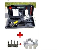 New 320W Electric Sheep / Goats Shearing Clipper Shears+straight tooth blade + comb