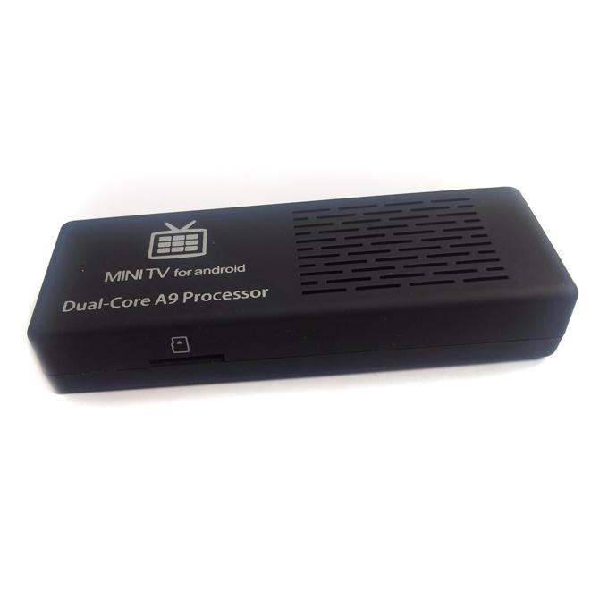 MK808 Dual Core Android 4.1 TV BOX Rockchip RK3066 Cortex-A9 Mini PC Smart TV Stick(China (Mainland))